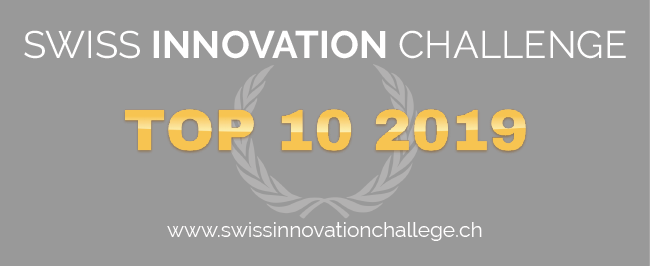 TERAPET among Top10 at Swiss Innovation Challenge 2019